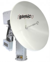 GMWR-400/1000-SST Solid State X-band Doppler Weather Radar | GAMIC