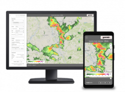 Webview Visualization Tool for Weather Radar Data | GAMIC