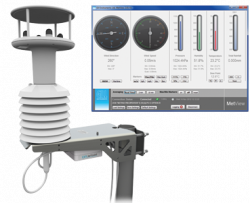 MetPak Weather Station | Gill Instruments