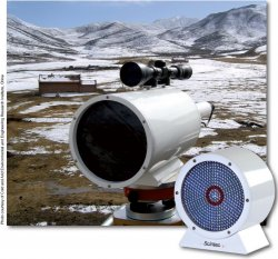 BLS450 Large Aperture Boundary Layer Scintillometer