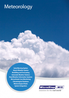 Meteorology brochure