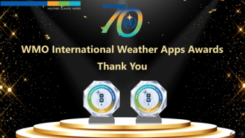 WMO announces winners of Weather Apps Awards