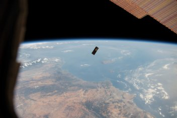 Anniversary for Orbital Micro Systems' IOD-1 GEMS EO Satellite